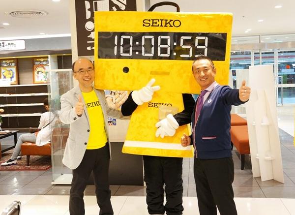"""""""ไซโก คล็อคส์"""" จัดกิจกรรม """"Your Time…Your SEIKO"""" ชวนเด็กระบายสี พร้อมเป็นเจ้าของนาฬิกาหนึ่งเดียวในโลก"""