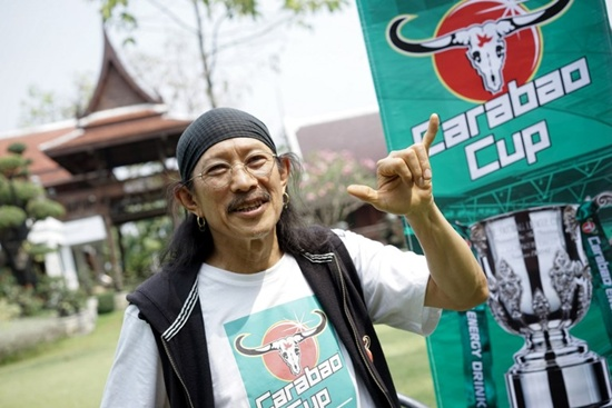 Carabao: Thai rocker turned drinks mogul energising English football