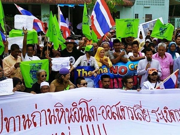 ไม่เชื่อว่าประเทศไทยจะหายนะ เพราะไม่ได้สร้างโรงไฟฟ้าถ่านหินเทพา-กระบี่ / สมพร ช่วยอารีย์
