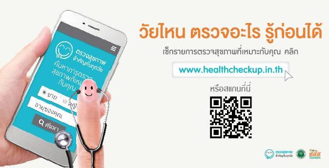 อึ้ง! คนไทยตรวจสุขภาพแค่ปีละ 2% แถมตรวจมากเกินจำเป็นอีกเพียบ! แนะตรวจสุขภาพสำหรับแต่ละวัย