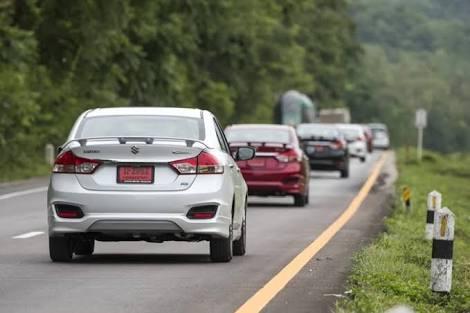 เผย ม.ค.คนไทยถอยรถป้ายแดงกว่า 2.68 แสนคัน สะสมรวมทั่วประเทศ 38.4 ล้านคัน