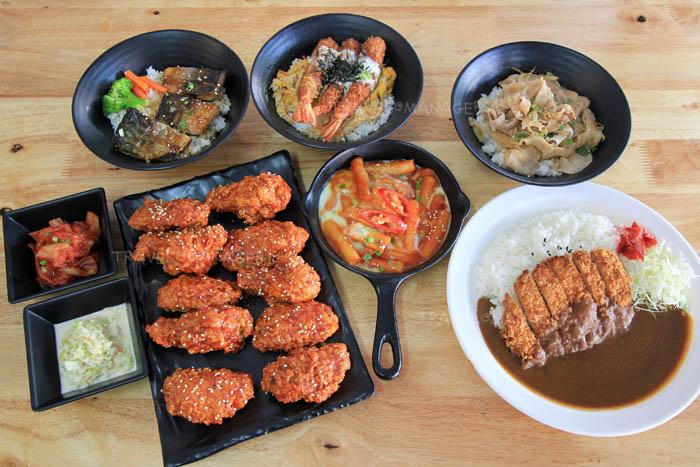 """SHOKUJUNG"" อิ่มอร่อยสองสไตล์ ญี่ปุ่นก็ดี เกาหลีก็โดน"