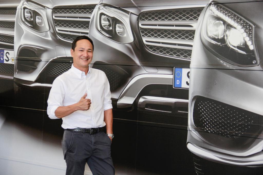 เบนซ์สตาร์แฟลก  อัดแคมเปญ จอง-ออกรถในงาน แจกเงินสด 10,000 บาท