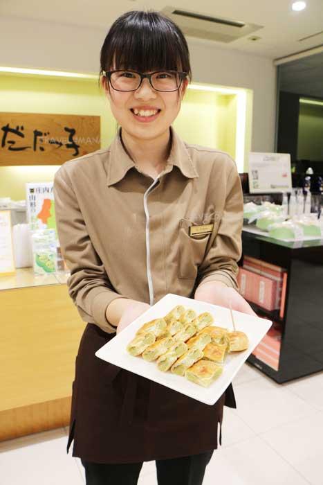 ชวนลองลิ้มขนมอร่อยๆ จากร้าน Kiyokawaya