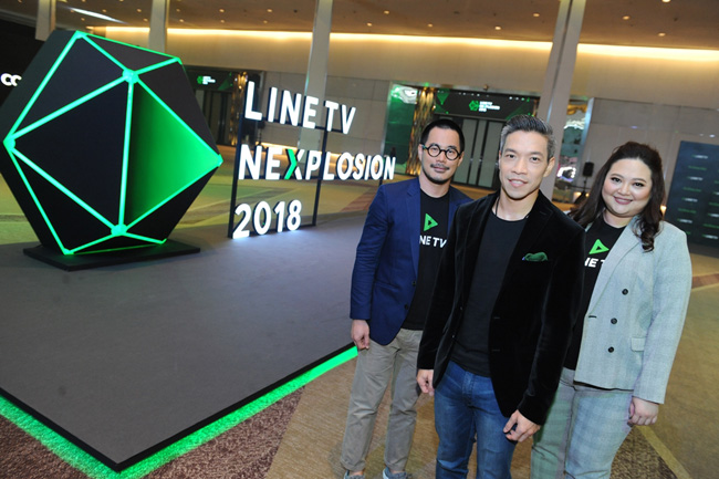 LINE TV ตั้งเป้าเบอร์ 1 แพลตฟอร์มออนไลน์วีดีโอในประเทศไทย  พร้อมเผยคอนเทนต์ใหม่ปี 2018 จับมือช่องทีวีและผู้ผลิตรายการรายใหญ่ของไทย