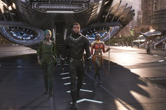 Black Panther แรงต่อเนื่อง! ทะลุ 400 ล้านฯ ใน 10 วันเท่านั้น