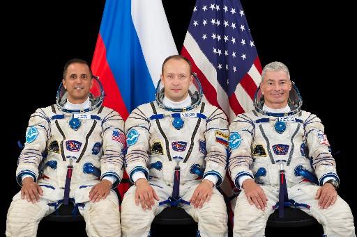 เตรียมรับ 3 ลูกเรือสถานีอวกาศกลับโลก