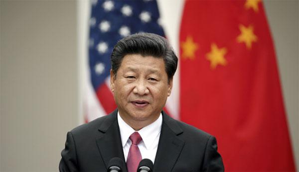 <b>นายสี จิ้นผิง ประธานาธิบดีจีน</b>