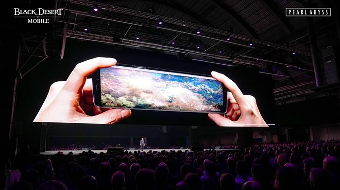"""""""Black Desert Mobile"""" ยอดลงทะเบียนพุ่ง 4 ล้าน ก่อนเปิดจริงในเกาหลี"""
