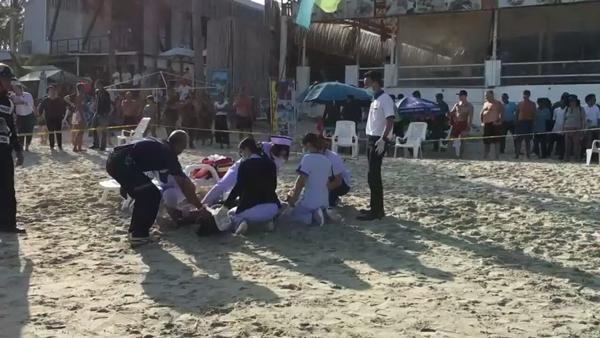 ตายอีกราย! ผู้ประกอบการเจ็ตสกีดวลปืนกันบนเกาะสมุย แย่งนักท่องเที่ยว