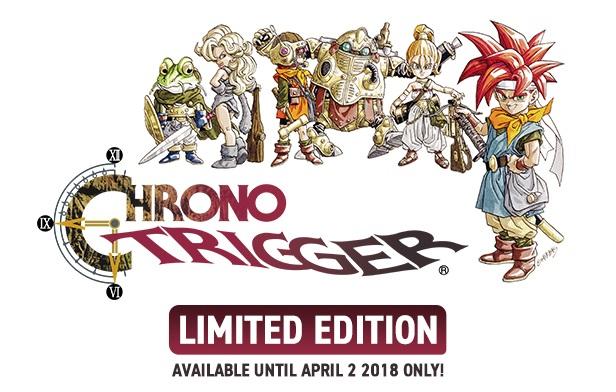 """อาร์พีจีคลาสสิก """"Chrono Trigger"""" โผล่ขายบนพีซี"""