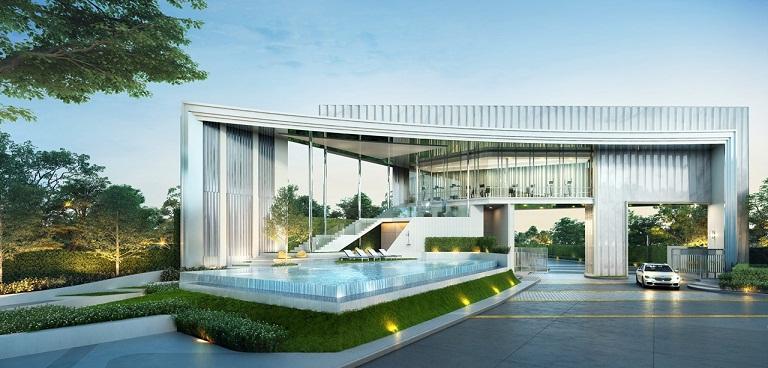 โครงการทาวน์โฮม บ้านกลางเมือง ราชพฤกษ์-รัตนาธิเบศร์