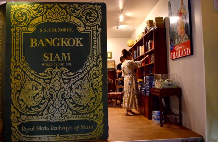 สยามบรรณาคาร กับหนังสือ Bangkok Siam ไกด์บุคเล่มแรกของเมืองไทย