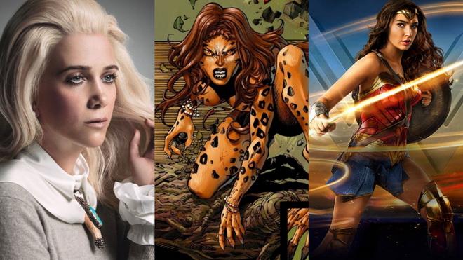 """เสือสาว """"ชีตาห์"""" จะเป็นตัวร้ายใน Wonder Woman 2"""