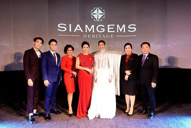 สยามเจมส์ เฮอริเทจ พิพิธภัณฑ์อัญมณีไทย จัดกิจกรรม  หน้ากากมงกุฎเพชร THE MASK SINGER MEET FANS AT SIAMGEMS HERITAGE  ผู้โชคดี 100 คน เปิดประสบการณ์การเรียนรู้เกี่ยวกับอัญมณีไทยผ่านสื่อผสม  โชว์คอนเซปต์อัญมณีไม่ใช่เรื่องที่เข้าถึงยาก