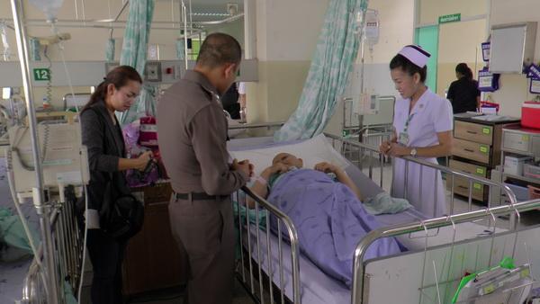 ตำรวจบุรีรัมย์เตรียมสอบพระ/กรรมการวัด สางปมเหตุแม่ชีถูกทุบหัวปางตาย