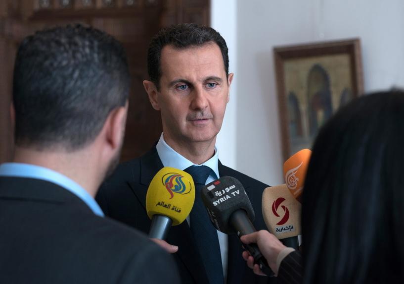"""เมินเสียงด่า! """"อัสซาด"""" สั่งกองทัพเดินหน้าถล่มรังกบฏใกล้เมืองหลวงซีเรีย"""