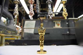 ตุ๊กตาทองคำรางวัลออสการ์ใช้เทคโนโลยีเคลือบจากนาซาCredits: ©A.M.P.A.S.