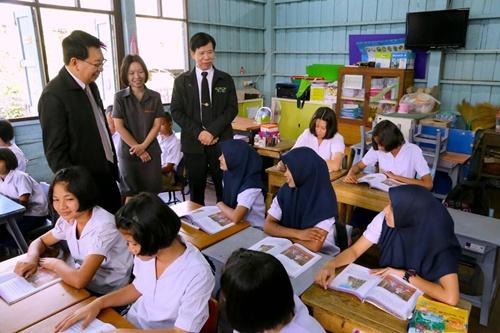 สกศ. สำรวจเด็กไม่มีสัญชาติไทยเรียนใน จ.ตาก