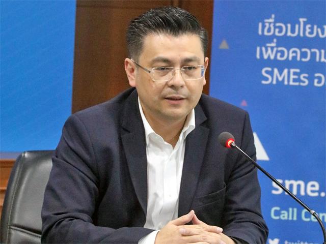 บอร์ดอนุมัติงบ 1.2 พันล้านหนุน SME ผ่าน 4 แนวทาง คาดสร้างมูลค่าทางเศรษฐกิจ 3.7 พันล้าน