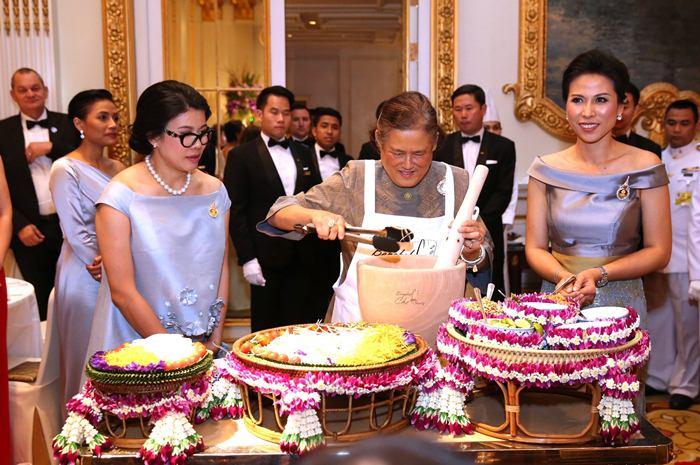 สมเด็จพระเทพฯ ทรงปรุงอาหารในงาน Bangkok Chefs Charity 2018