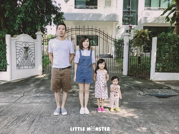 """กดเลิฟรัวๆ!! สุดยอดครอบครัวตัวอย่าง """"Little Monster"""""""