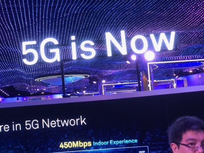 'หัวเว่ย' มั่นใจไทยได้ใช้ 5G ปี 2020