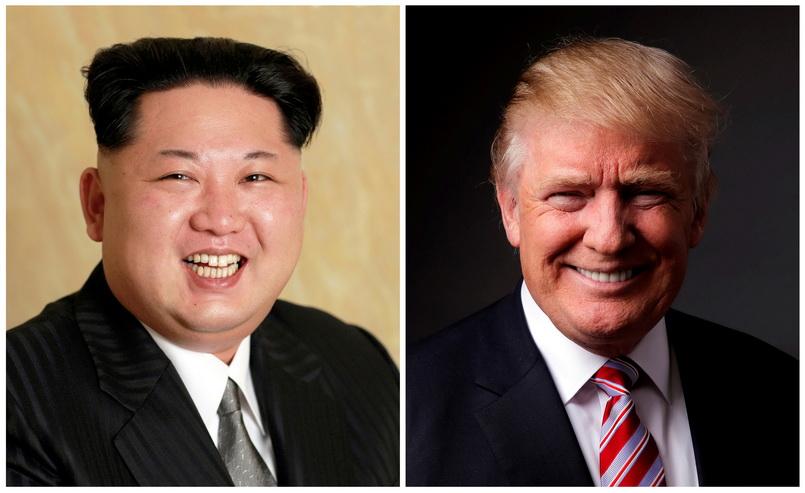 """ช็อกโลก! """"ทรัมป์"""" ตกลงจะประชุมซัมมิตกับ """"คิม จองอึน"""" ในเดือน พ.ค."""