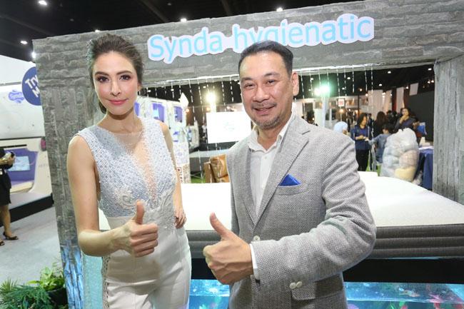 ซินด้า ตั้งเป้าโต 15% เป็น 1 ใน 3 ผู้นำที่นอนเครื่องนอนในภูมิภาค ส่งสินค้าใหม่ SYNDA HYGIENATIC และ HERVA นวัตกรรมล้ำที่แรกของประเทศไทยเจาะตลาดซูเปอร์พรีเมี่ยม