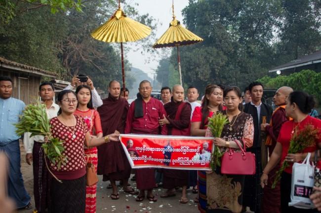พระพม่าชาตินิยมสุดโต่งพ้นโทษคุกหลังถูกจับก่อความไม่สงบต่อต้านโรฮิงญา