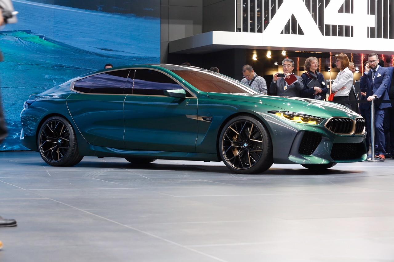 Geneva Motorshow 2018 ไม่ผิดหวัง ขนทัพมาทั้งขบวน