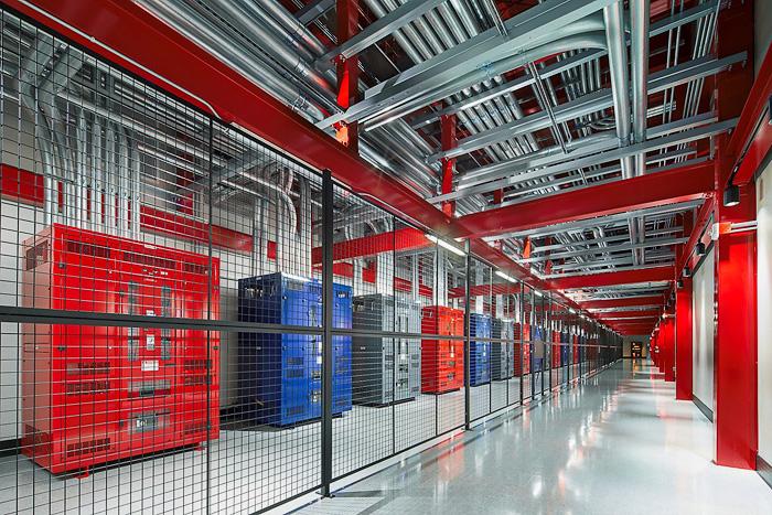ซุปเปอร์แนป ใช้โซลูชัน EcoStruxure ของชไนเดอร์ ยกระดับดาต้าเซ็นเตอร์