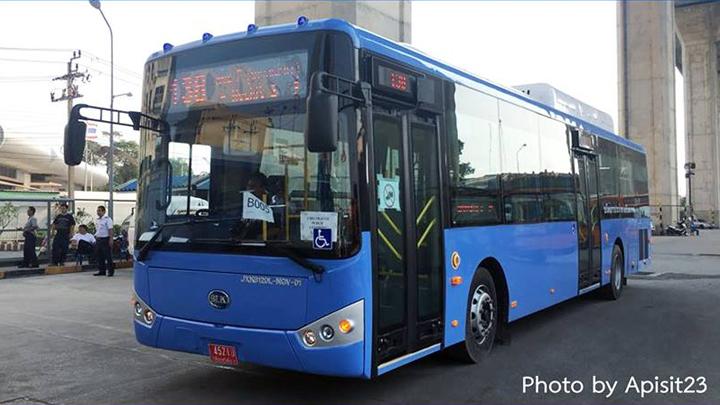 ภาพจาก  รถเมล์ไทยแฟนคลับ Rotmaethai.com