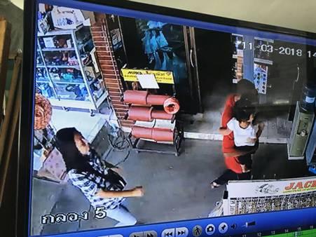 รวบแล้ว โจรปล้นร้านทองหนองฉางกลางเมืองพัทยา ที่แท้หนุ่มกาตาร์-เมียไทย