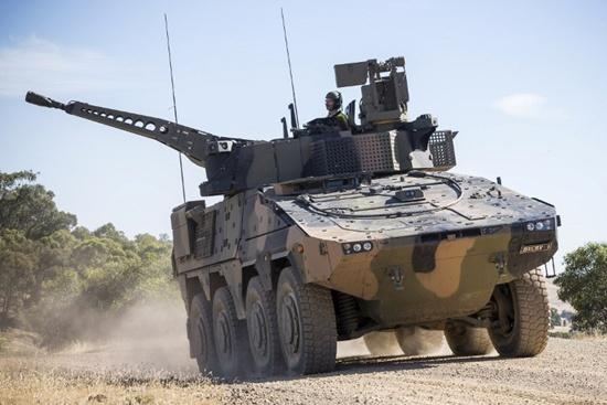 Germany's Rheinmetall wins Australia combat vehicle contract