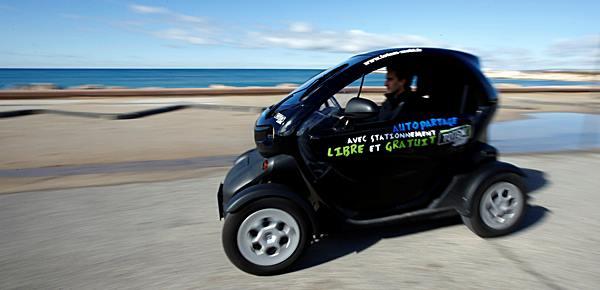 """""""อีวี""""เทคโนโลยีเปลี่ยนโลก เบิกทางแจ้งเกิดบริษัทรถจีน"""
