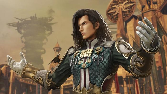 """บอสใหญ่ ไฟนอลฯ 12 โผล่ร่วมศึก """"Dissidia Final Fantasy NT"""""""