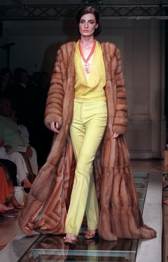 Donatella Versace says label will stop using fur in products