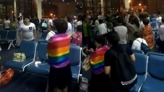 จีนเอาจริง! ห้ามคนถูกขึ้นบัญชีดำขึ้นเครื่องบิน - รถไฟ
