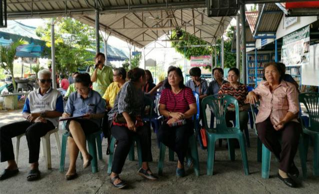 ชุมชนท้องถิ่น คือ ฐานการปฏิรูปประเทศไทย