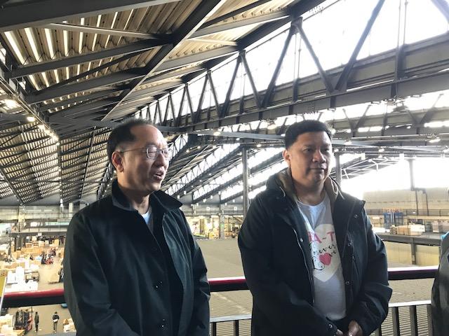 กนอ.จ่อใช้โมเดลญี่ปุ่นตั้งตลาดกลางผลไม้ในนิคมฯ สมาร์ทพาร์ค
