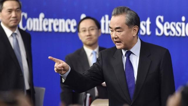 หวังอี้ อดีตรัฐมนตรีกระทรวงการต่างประเทศและมนตรีแห่งรัฐคนใหม่ของจีน