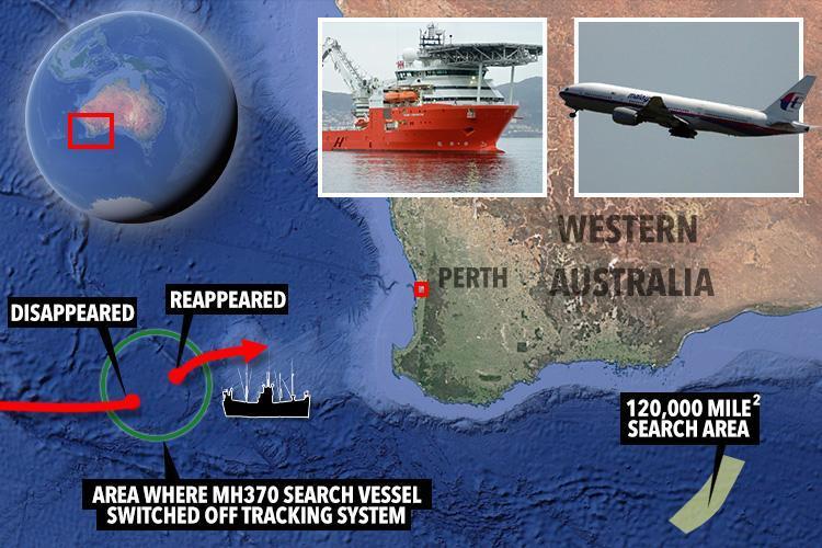 """""""มหาธีร์"""" เชื่อ MH370 ถูก """"ควบคุมจากระยะไกล"""" ให้ออกนอกเส้นทาง หลังเครื่องบินโดนจี้"""