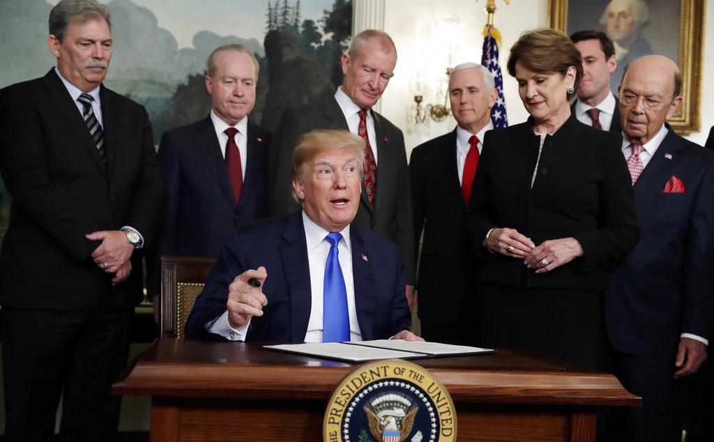 คอลัมน์ นอกหน้าต่าง:  'สงครามการค้าสหรัฐฯ-จีน'จะรุนแรงแค่ไหน  ขึ้นอยู่กับว่า 'ทรัมป์'มีเป้าหมายอะไรแน่ๆ