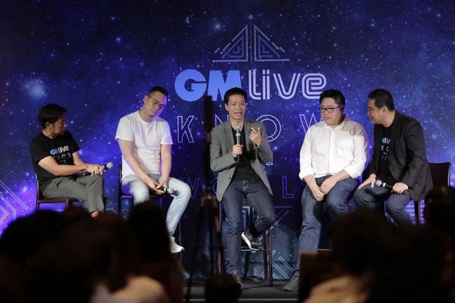 GM Group พร้อมก้าวสู่สื่อยุคดิจิตอล ชู GM Live เป็นเรือธง