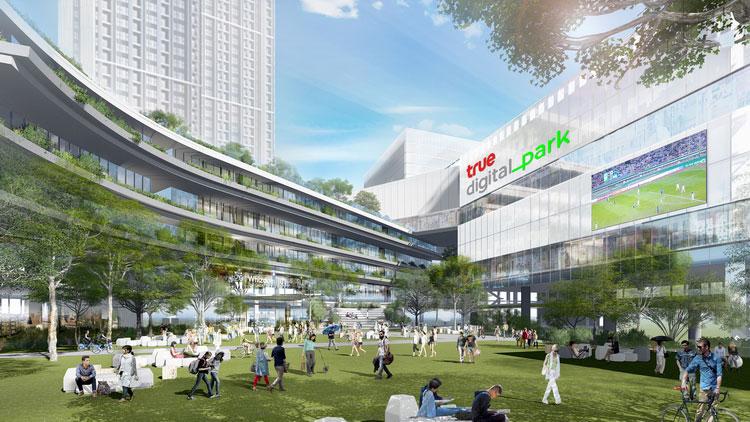 Smart City เมืองอัจฉริยะพัฒนาด้วยไอที