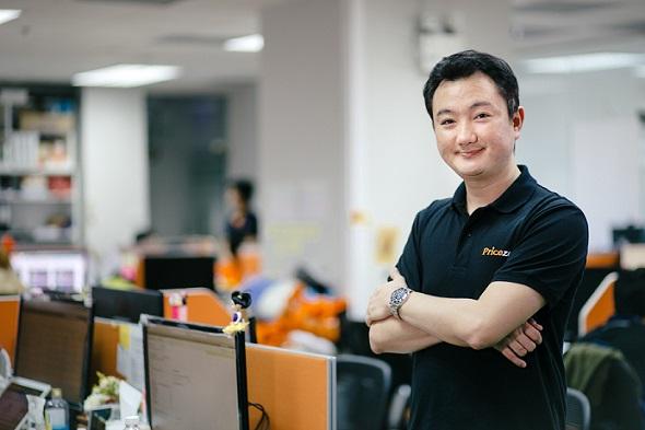 นายธนาวัฒน์ มาลาบุปผา ประธานเจ้าหน้าที่บริหารและผู้ร่วมก่อตั้ง บริษัท ไพรซ์ซ่า จำกัด
