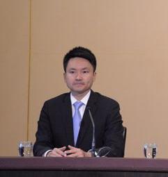 ณัฐพร จาตุศรีพิทักษ์ ที่ปรึกษารัฐมนตรีประจำสำนักนายกรัฐมนตรี (แฟ้มภาพ)