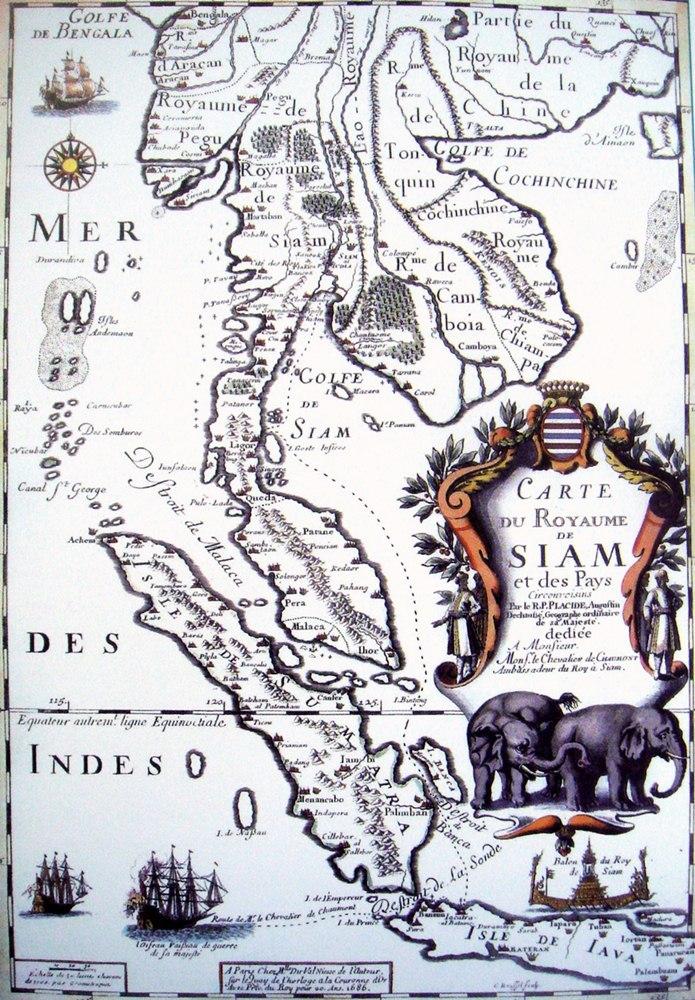 คาบสมุทรไทยในอดีต : แง่คิดสำหรับอนาคต