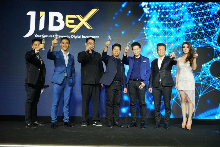"""""""วุ้นเส้น"""" จับเทรนด์ใหม่ บุกงานเปิดตัวเว็บไซต์ JIBEX อัปเดตการลงทุนสกุลเงินดิจิตอล"""